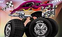 Tunando meu Monster Truck
