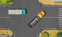 American Truck: Parking Simulator Game
