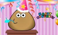 Pou: Feliz Aniversário!