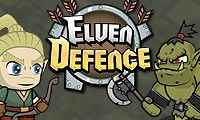 Elven Defence: Zombie Game