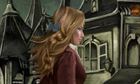 Haunted House: Quest for the Magic Book - Creepy Game